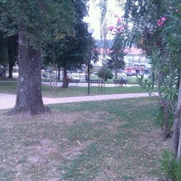 Photo taken at Parque de Arouca by Manuel T. on 9/9/2012