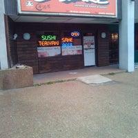 Photo taken at Samurai Sushi by Tim Hobart M. on 2/8/2012