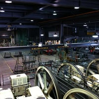Photo taken at San Francisco Cable Car Museum by Matthijs on 6/28/2012