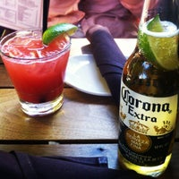 Photo taken at Geronimo Southwest Grill by Richard B. on 5/12/2012