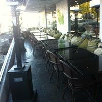 Photo taken at Nana Cafe by Rav S. on 3/19/2012