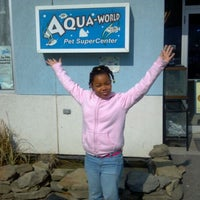 Photo taken at Aqua-World Pet Super Center by harry c. on 2/26/2012
