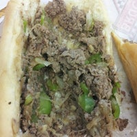 Photo taken at Bruchi's CheeseSteaks & Subs by Aaron J. on 9/13/2012