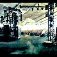 Photo taken at Hangout Music Fest 2012 by Wesley F. on 5/20/2012