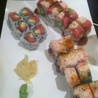 Photo taken at Iron Sushi by Jena L. on 5/6/2012