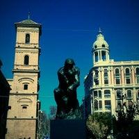 Foto tomada en Plaza Santo Domingo por Cesar G. el 2/25/2012