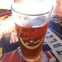Photo taken at Fricker's by Daniel R. on 9/6/2012
