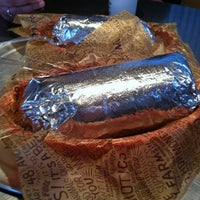 Photo taken at Chipotle Mexican Grill by Lindsay B. on 12/12/2011
