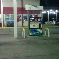 Photo taken at BP by Jessica C. on 12/2/2011