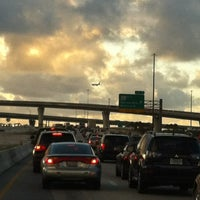 Photo taken at I-595 by Diedre B. on 3/15/2012