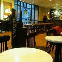 Photo taken at Starbucks by Sean R. on 11/9/2011