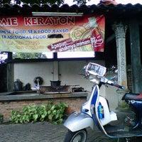 Photo taken at Keraton Larasati by Ferry E. on 12/18/2011