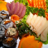 Photo taken at Zeni Sushi by Luciano B. on 4/29/2011