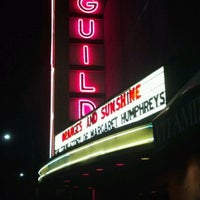 Photo taken at Guild Theatre by Rachael W. on 11/9/2011