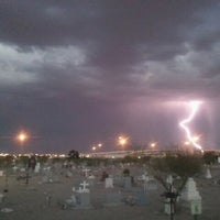 Photo taken at Concordia Cemetary by Bonnie J. on 8/5/2012
