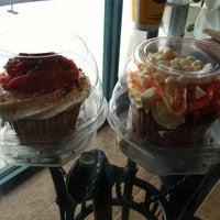 Photo taken at Cupcake Cutie Etc. by Renee Y. on 11/16/2011