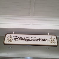 Photo taken at Hong Kong Disneyland Hotel by Mark T. on 8/24/2012