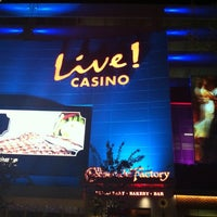 Photo taken at Maryland Live! Casino by Karl T. on 8/4/2012