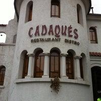 Photo taken at Cadaqués by Gorcarocca on 8/14/2012