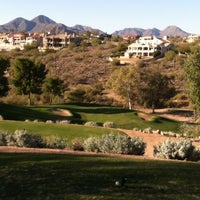 Photo taken at Desert Canyon Golf Club by Martin O. on 12/21/2011