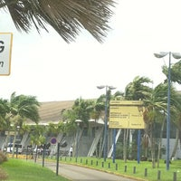 Photo taken at Martinique Aimé Césaire International Airport (FDF) by Sandrine C. on 8/1/2011