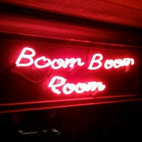 Photo taken at Boom Boom Room by Eleni K. on 6/24/2012