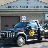 Photo taken at Griff's Auto Service by Ray D. on 8/31/2011