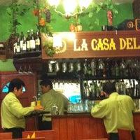Photo taken at La Casa del Chef by Patricio B. on 11/26/2011