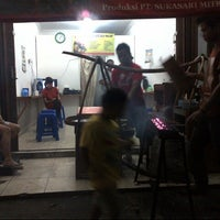 Photo taken at Warung Sate Solo Pak Rin by pepolicious @. on 7/12/2012