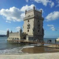 Photo taken at Belém Tower by anna M. on 11/6/2011
