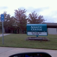 Photo taken at Bogan Aquatic Center by Sean K. on 10/12/2011