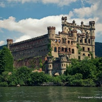 Photo taken at Bannerman Island (Pollepel Island) by Untapped Cities on 7/27/2012
