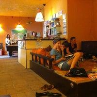 Photo taken at Hostel Mostel by Teavera on 8/29/2011