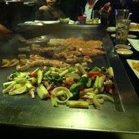 Снимок сделан в Kyoto Japanese Restaurant пользователем TJ E. 2/29/2012