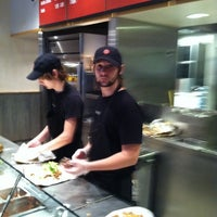 Photo taken at Chipotle Mexican Grill by Dawn S. on 4/27/2011