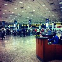 5/16/2012 tarihinde Anna N.ziyaretçi tarafından Terminal 2'de çekilen fotoğraf