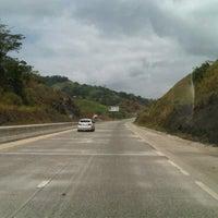 Foto tomada en Garita Peaje Autopista Panamá-Colón por Brecht D. el 4/9/2011