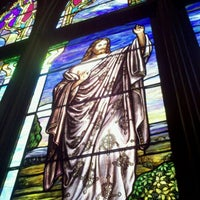 Photo taken at Gadsden First United Methodist Church by Josh S. on 3/10/2012
