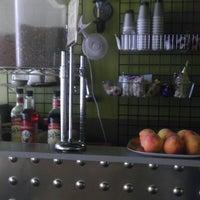Photo taken at Cellar Door Cafe by Tori on 8/25/2012