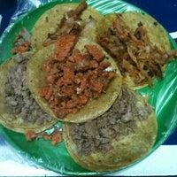 Photo taken at Tacos Los Primos by George M. on 9/1/2012