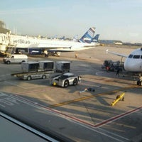 Photo taken at Gate 20 by Joey on 5/20/2012