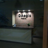 Photo taken at Aegis Mobile by Mike G. on 4/7/2011