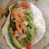 Photo taken at Baja Fresh Mexican Grill by Ludwig G. on 5/8/2012