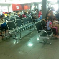 Photo taken at Aeroexpresos Ejecutivos by Jesus O. on 9/2/2012