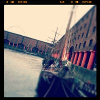 Photo taken at Tate Liverpool by Simon B. on 6/10/2012