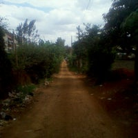 Photo taken at Kirigiti, Kiambu by Proff H. on 9/26/2011