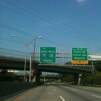 Photo taken at Interstate 85 by Joanne L. on 8/3/2011