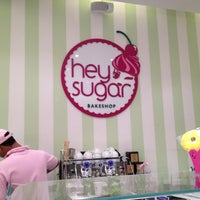 Photo taken at Hey Sugar Bakeshop by Rohit J. on 3/30/2012