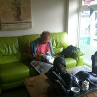 Photo taken at The Book Rest by Elena on 8/4/2012