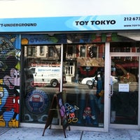 Photo taken at Toy Tokyo by Joe G. on 7/27/2011